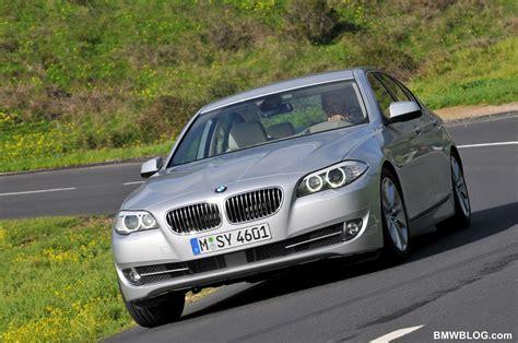 2012 Bmw 528i Gets The 20 Liter Fourcylinder N20 Engine