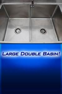 The WaterMaster 200   Commercial Stainless Steel Sink   by ...