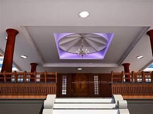 Sitout ceiling