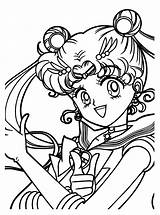 Sailor Moon Coloring Pages Sailormoon Animated Printable Clipart Sheets Books Colouring Series Anime Clip Uploaded Cliparts Card Drawing Precedente Diapositive sketch template