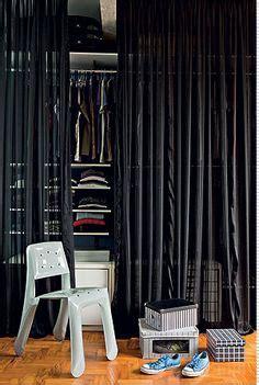 Walk In Closet Curtain by Curtains For Closet Doors On Closet Doors