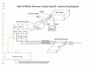 Hampton Bay Ceiling Fan Receiver Wiring Diagram