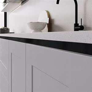 Chelford, Dove, Grey, Handleless, Kitchen