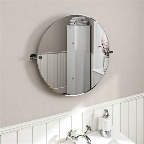 bath  traditional  pivot bathroom mirror