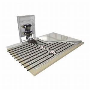 Sol Chauffant Électrique : plancher chauffant chauffage sol espace aubade ~ Melissatoandfro.com Idées de Décoration