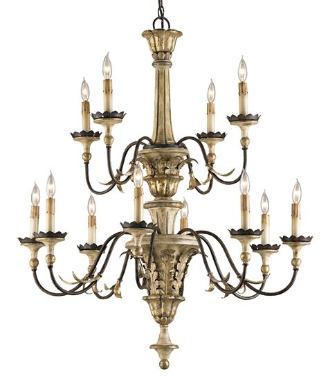 currey and company 9040 adara twelve light chandelier
