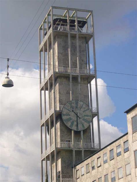 aarhus town hall arne jacobsen building  architect