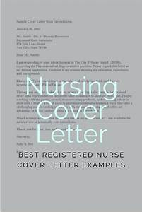 Career Cover Letter Template Sample Nursing Cover Letter For Fresher And Experienced
