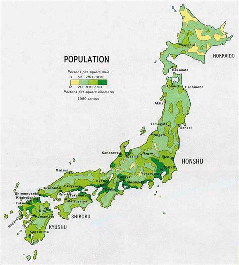 maps  japan