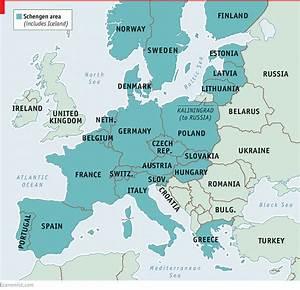 Germany imposes border controls   The Economist