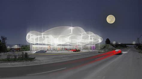 Galería de Arquitectos alemanes diseñan gasolinera ...