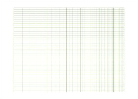 graph paper templates word excel  templates