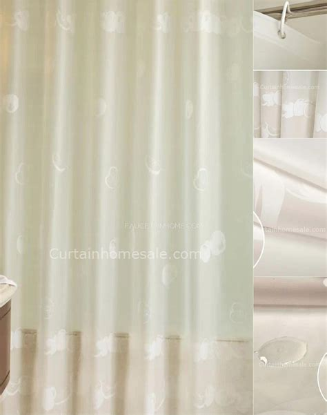 overstock shower curtains country overstock bathroom print white shower curtain