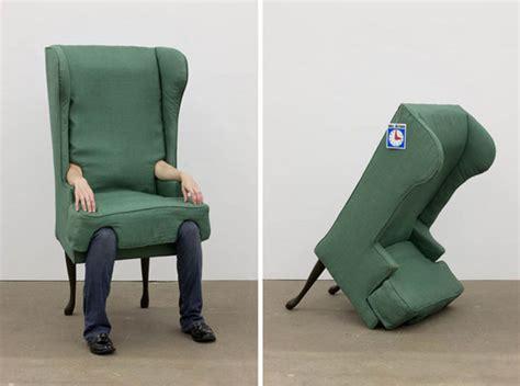 Wearable Furniture