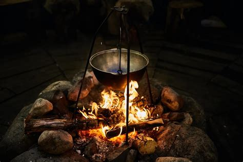 fire camping cookware open factors appropriate guiding finding few trip could shopping use