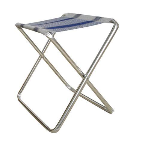 siege de sol pliant siège pliant bleu gris