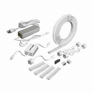 Cabled 6 ft indoor outdoor led ribbon light starter kit for Cabled 6 indoor outdoor led lighting kit
