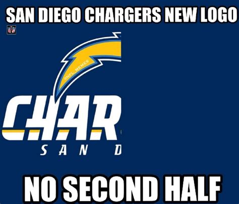 Chargers Raiders Meme - san diego chargers nfl nfl funnies other stuff pinterest chargers nfl raiders and