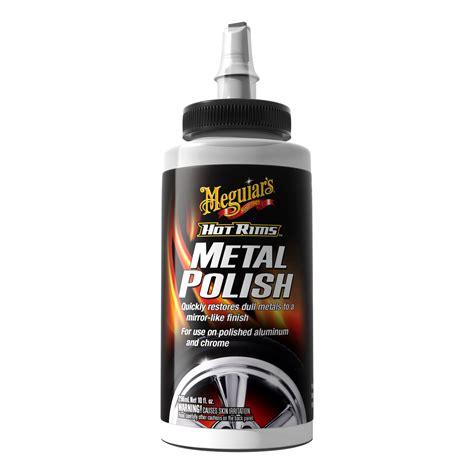 hot rims metal polish meguiars