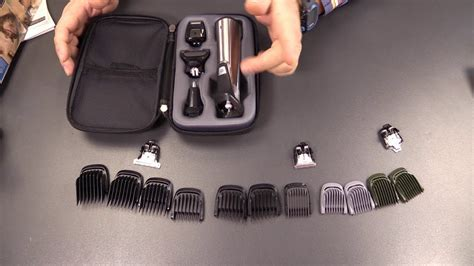philips mg multigroom set series  trimmer bartschneider