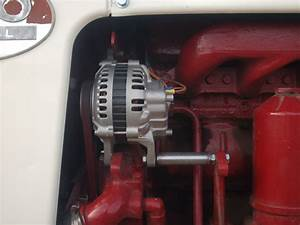 Alternator Conversion Famall 560 Diesle  2013