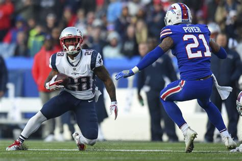 New England Patriots injury report: James White, Brandon ...