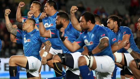 samoa tonga players pressured  french clubs   rugby world cup stuffconz