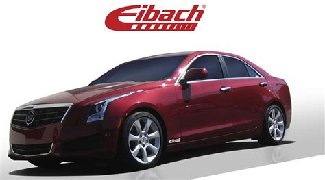eibach cadillac ats  performance lowering springs