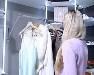 Schränke Für Begehbaren Kleiderschrank : kleiderlift f r begehbaren kleiderschrank ~ Sanjose-hotels-ca.com Haus und Dekorationen