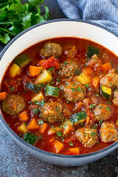 savory meatball stew pediatric  young adult medicine