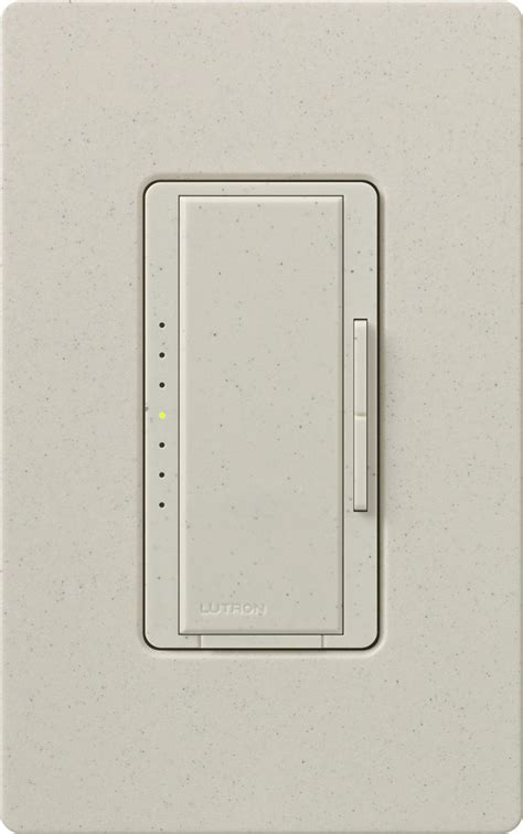 dimmer switch for led ls lutron macl 153m ls limestone maestro cl dimmable cfl or led dimmer switches for single pole or
