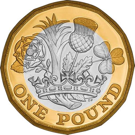 Buy a 2017 12Sided Design £1 Silver Proof Chard