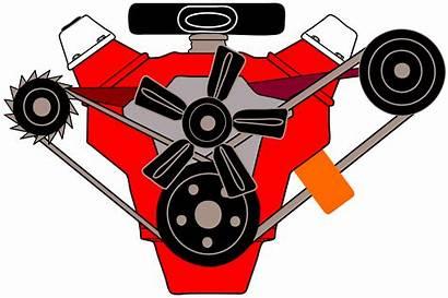 V8 Engine Clipart Svg Cowboy