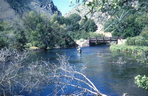 utah fishing spots go logan river amazing ut