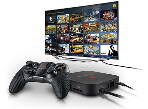 Android Console Xtreamer Multi Console Android Tv Box The Media Center