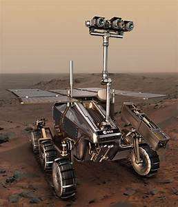 The Future of Autonomous Mars Rovers | WIRED