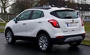 Opel Mokka X Edition : file opel mokka x 1 6 cdti ecoflex 4x4 edition facelift heckansicht 23 dezember 2016 ~ Medecine-chirurgie-esthetiques.com Avis de Voitures
