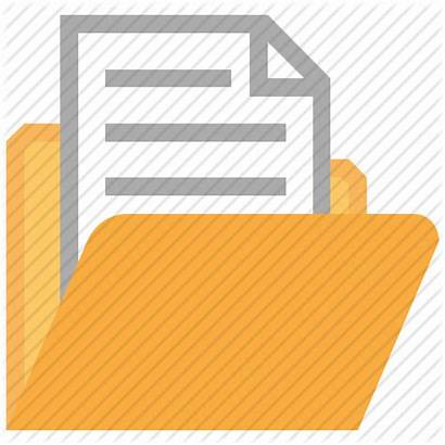 Folder Icon Document Documents Open Icons Directory