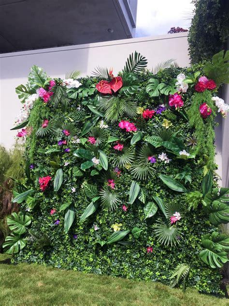tropical flower wall flower wall flower wall decor