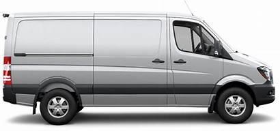 Cargo Sprinter Vans Mercedes Benz 2500