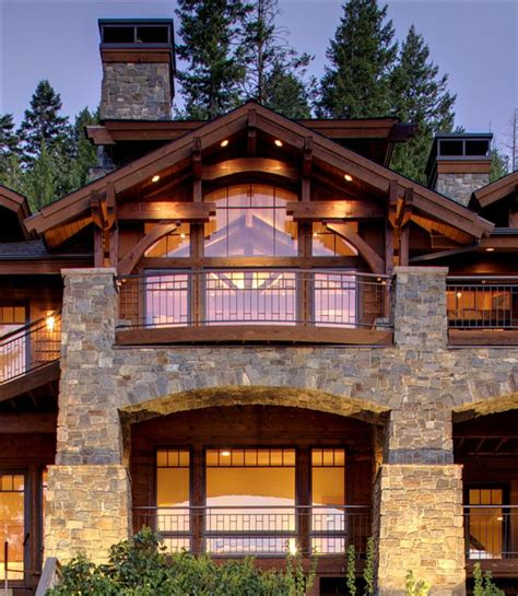 luxury craftsman style home plans choosing windows for your home mountain architects