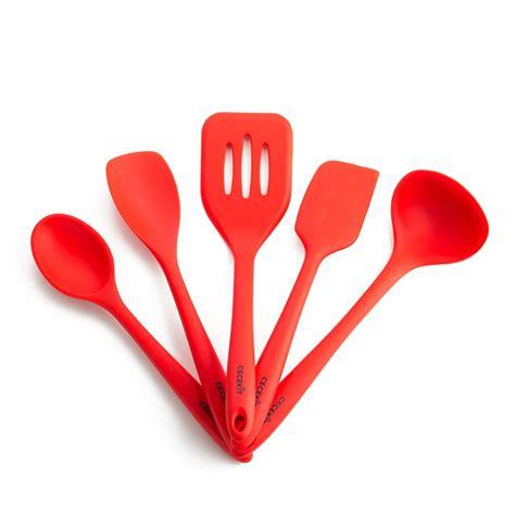 silicone kitchen cooking utensil amazon piece premium grab utensils lowest