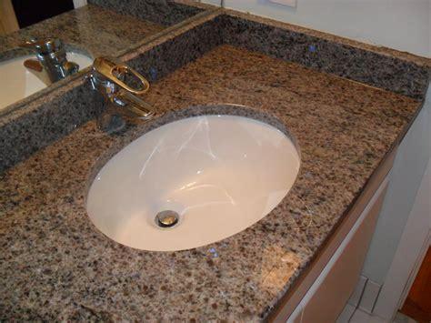 bathroom vanity with blue granite yelp