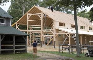 amish barn builders raise the roof for agricultural With amish pole barn builders