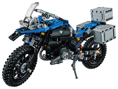 Lego Technic Bmw R 1200 Gs Adventure 42063 Press Release