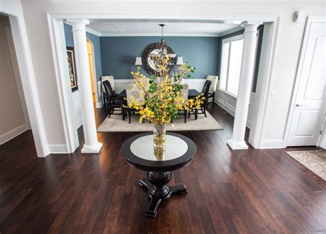 Take A Look At Round Foyer Table