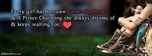 Girls with Quotes Facebook Cover Photos
