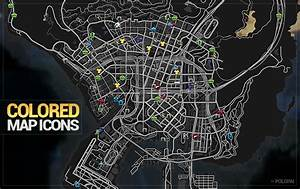 Colored Map Blips - GTA5-Mods.com