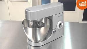 Kenwood Kmc570 Chef Premier Keukenmachine Videoreview En