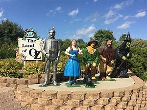 Storybook Land Is A Magical Theme Park In South Dakota